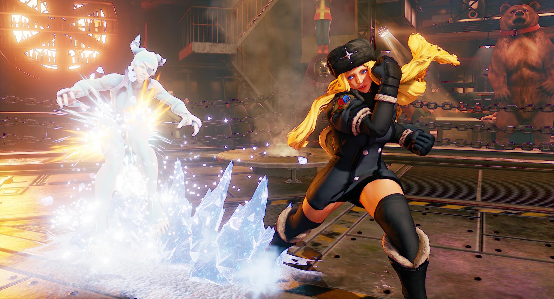 Street Fighter V - Season 2 Character Pass screenshot