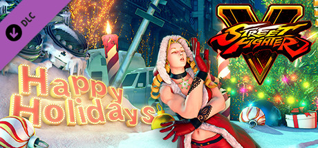 Street Fighter V - 2016 Holiday Pack