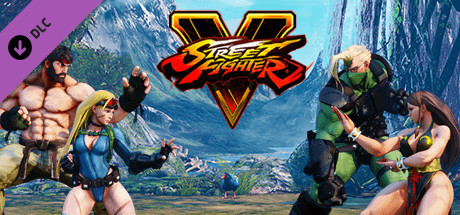 Street Fighter V - Original Characters Battle Costume 1 Pack