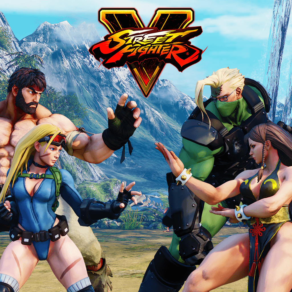 Street Fighter V - Original Characters Battle Costume 1 Pack screenshot