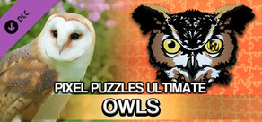 Pixel Puzzles Ultimate - Puzzle Pack: Owls