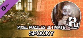 Pixel Puzzles Ultimate - Puzzle Pack: Spooky