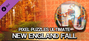Pixel Puzzles Ultimate - Puzzle Pack: New England Fall