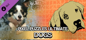 Pixel Puzzles Ultimate - Puzzle Pack: Dogs