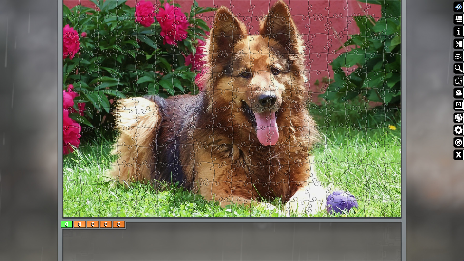 Jigsaw Puzzle Pack - Pixel Puzzles Ultimate: Dogs screenshot