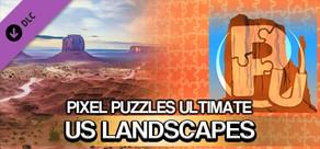 Pixel Puzzles Ultimate - Puzzle Pack: U.S. Landscapes