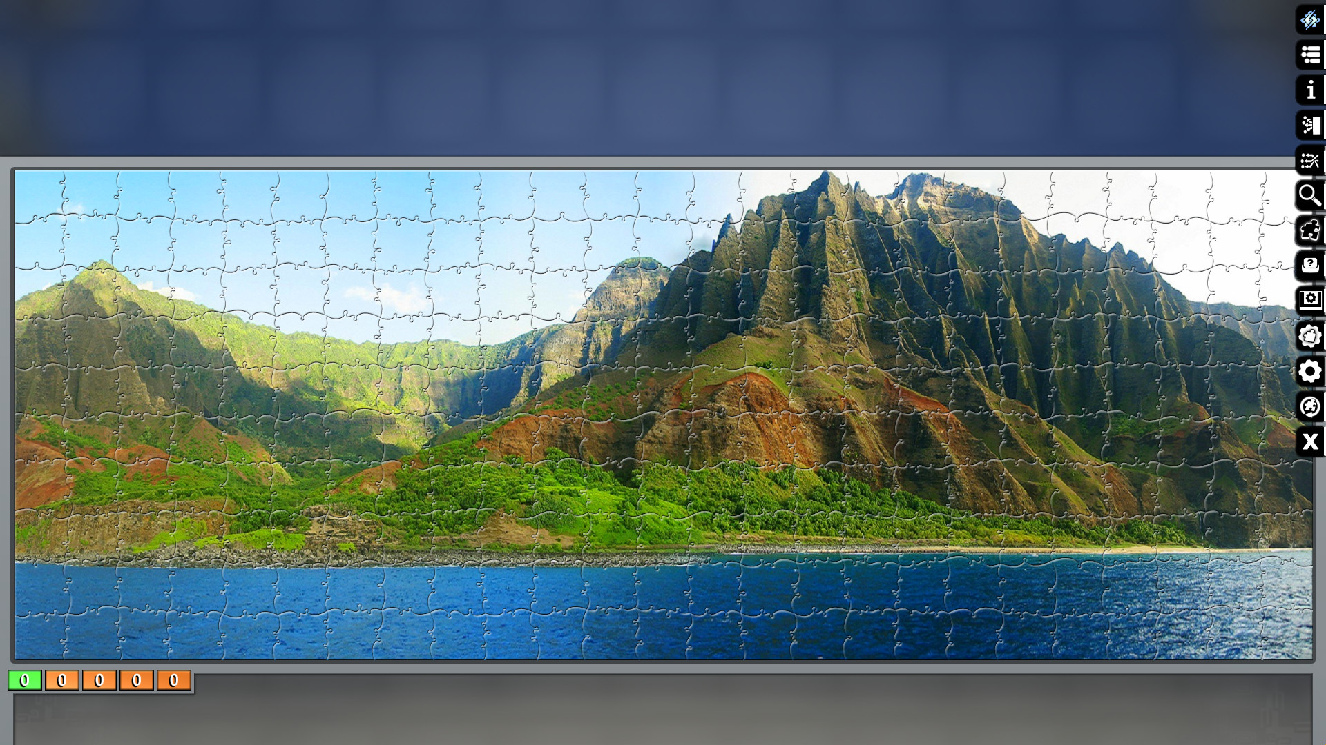 Jigsaw Puzzle Pack - Pixel Puzzles Ultimate: U.S. Landscapes screenshot