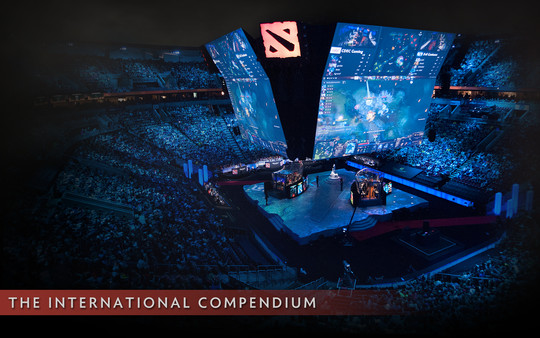 скриншот The International 2016 Battle Pass 4