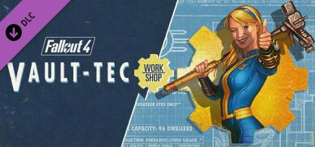 Cheap Fallout 4 Vault-Tec Workshop free key