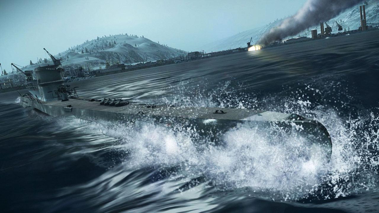 Silent Hunter 5: Battle of the Atlantic screenshot