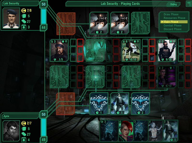 System Crash screenshot