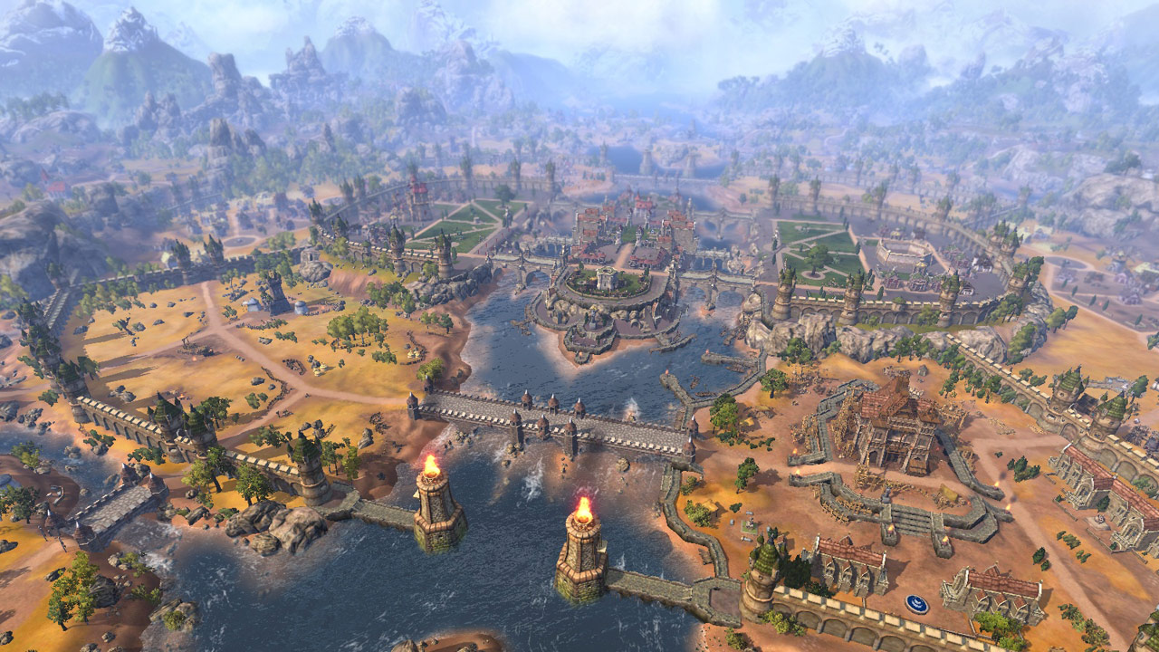 The Settlers 7: Uncharted Land Map Pack screenshot