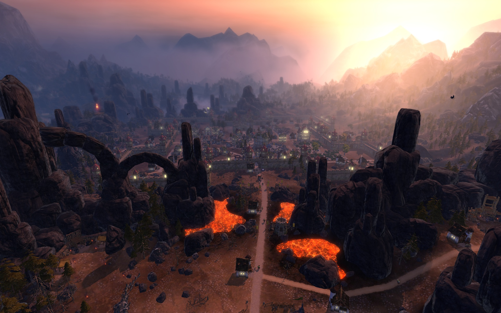 The Settlers 7: Paths to a Kingdom The Two Kings DLC #4 screenshot