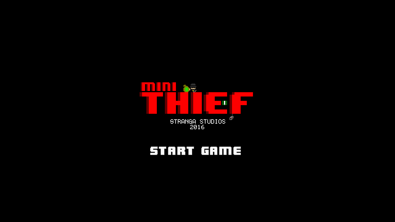 Mini Thief screenshot
