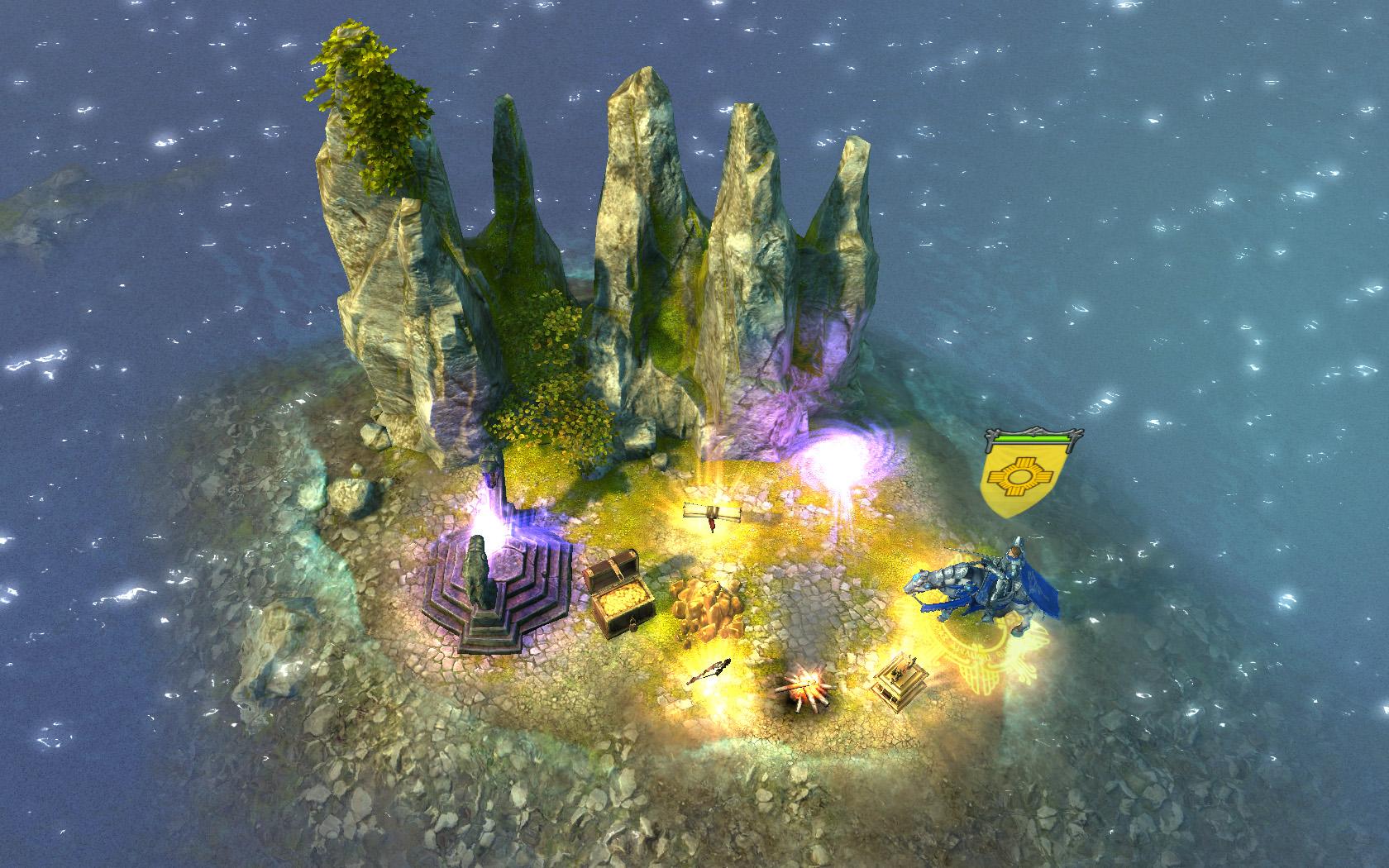 Might & Magic: Heroes VI screenshot