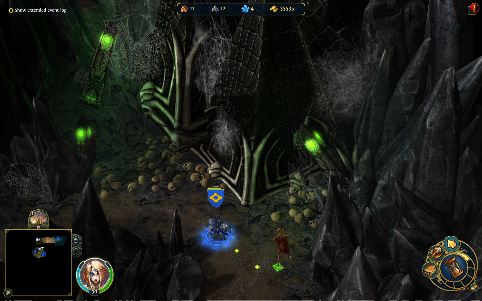 Might & Magic: Heroes VI - Pirates of the Savage Sea Adventure Pack screenshot
