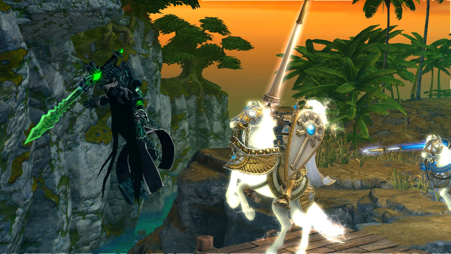 Might & Magic: Heroes VI - Danse Macabre Adventure Pack screenshot