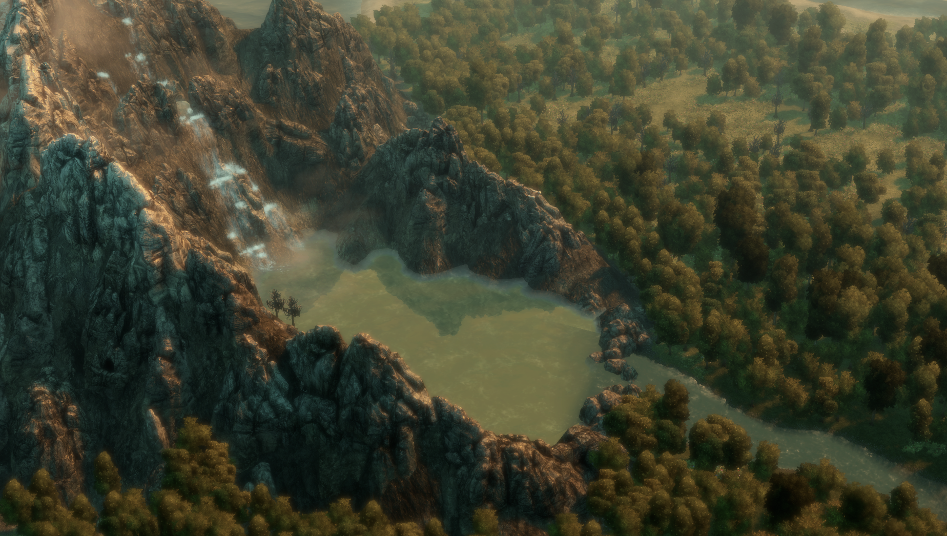Anno 2070 screenshot