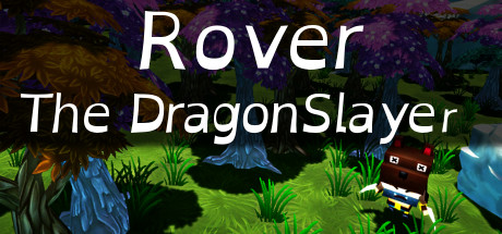Rover The Dragonslayer game image