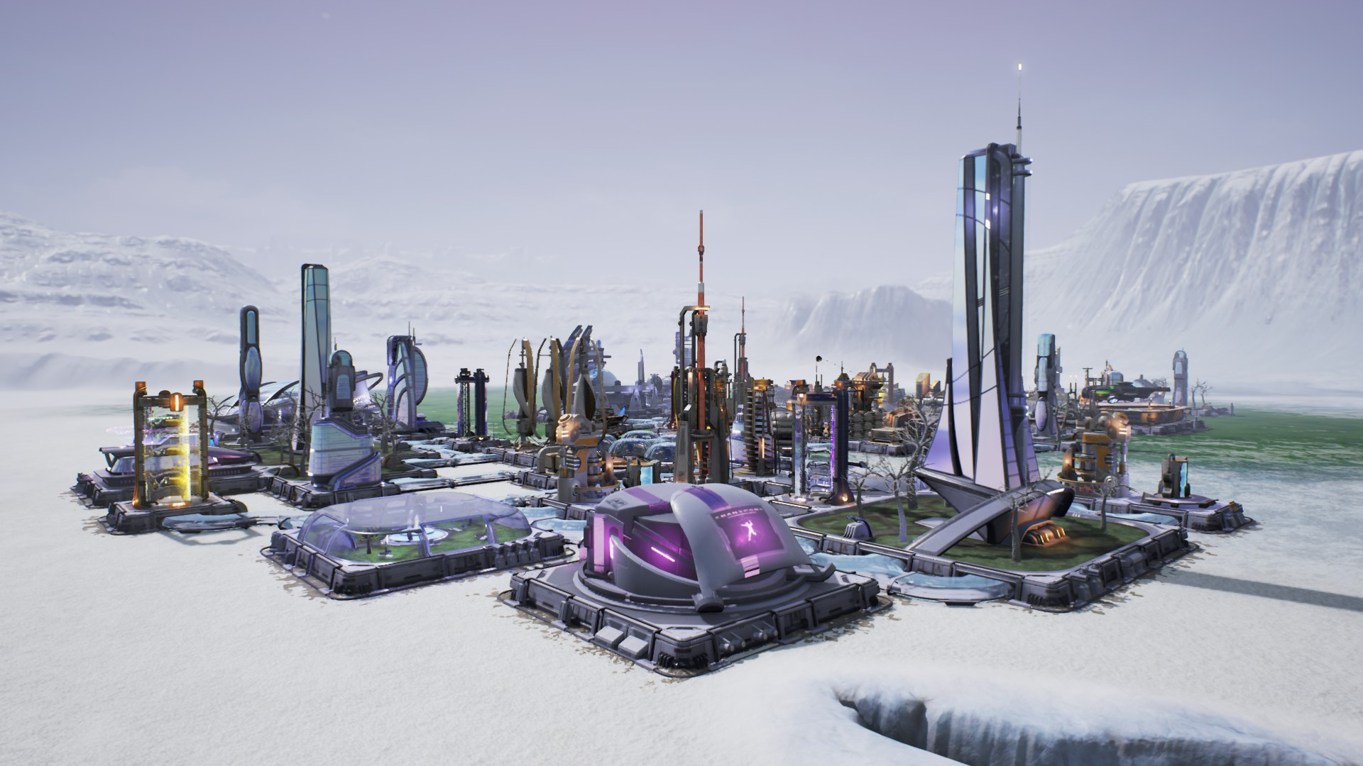 Aven Colony screenshot