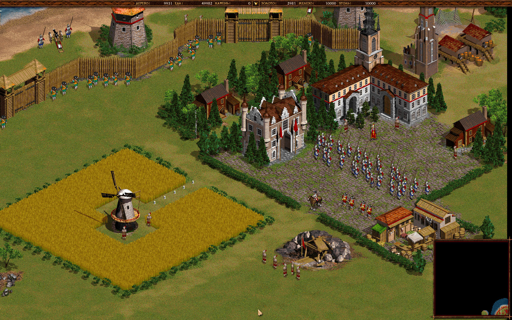 Cossacks Back to War - Download Game PC Iso New Free