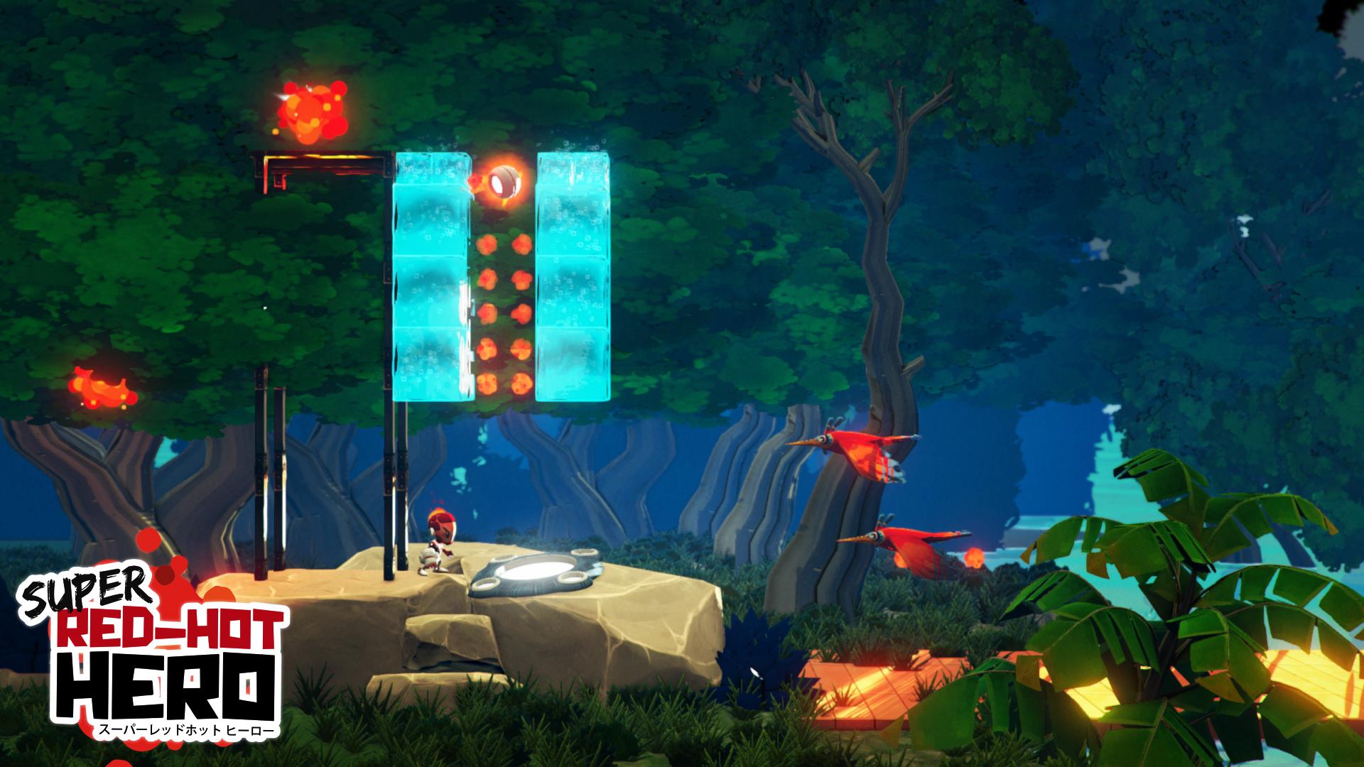 Super Red-Hot Hero screenshot