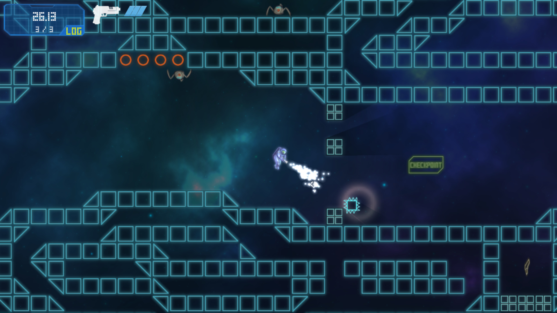 Black Hole Hazard screenshot