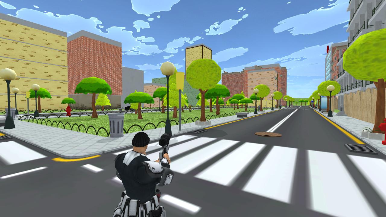 Mad Combat Marines screenshot