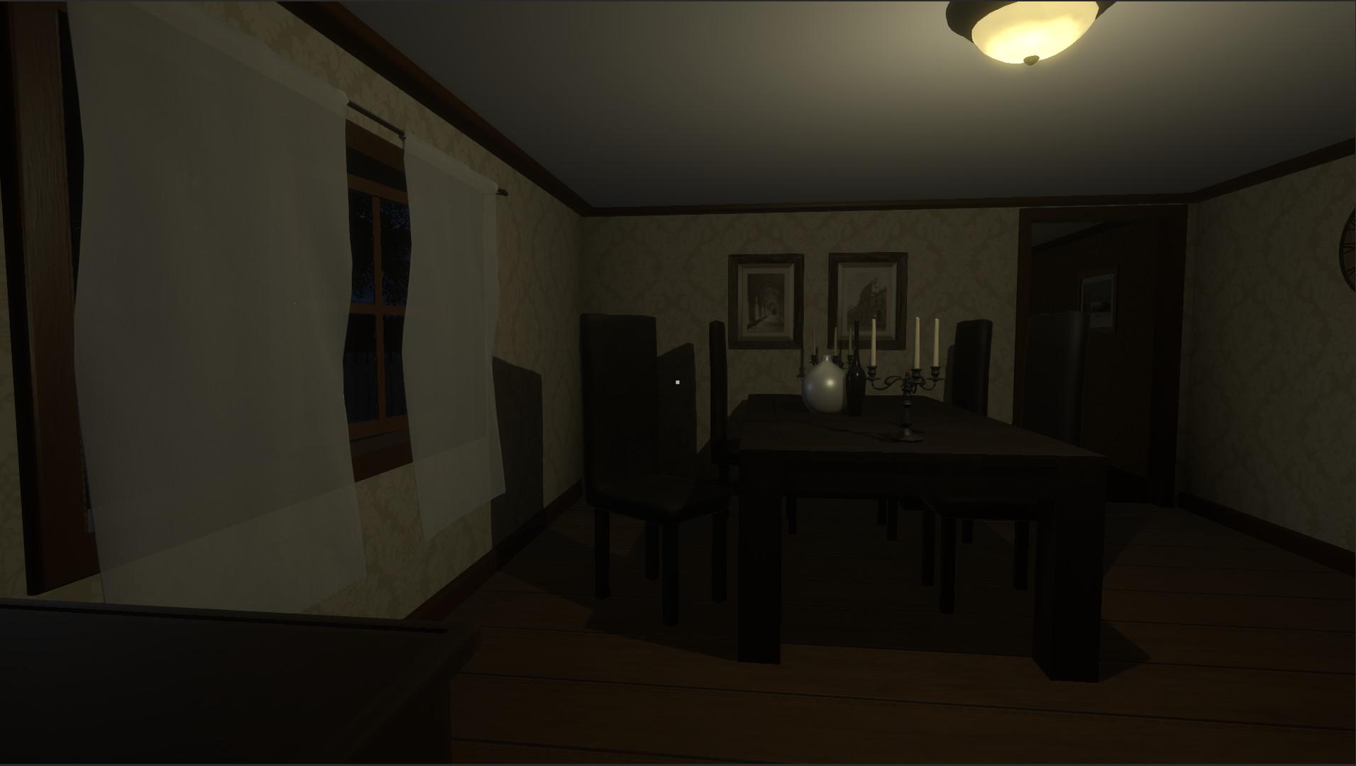 Dark Room Game Hacking