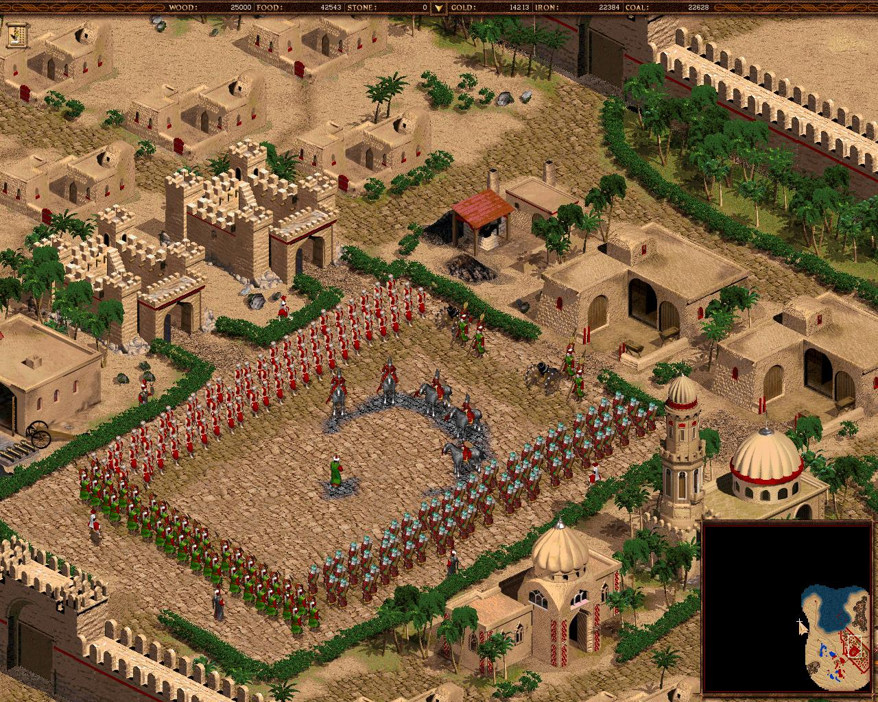 Cossacks: Campaign Expansion screenshot