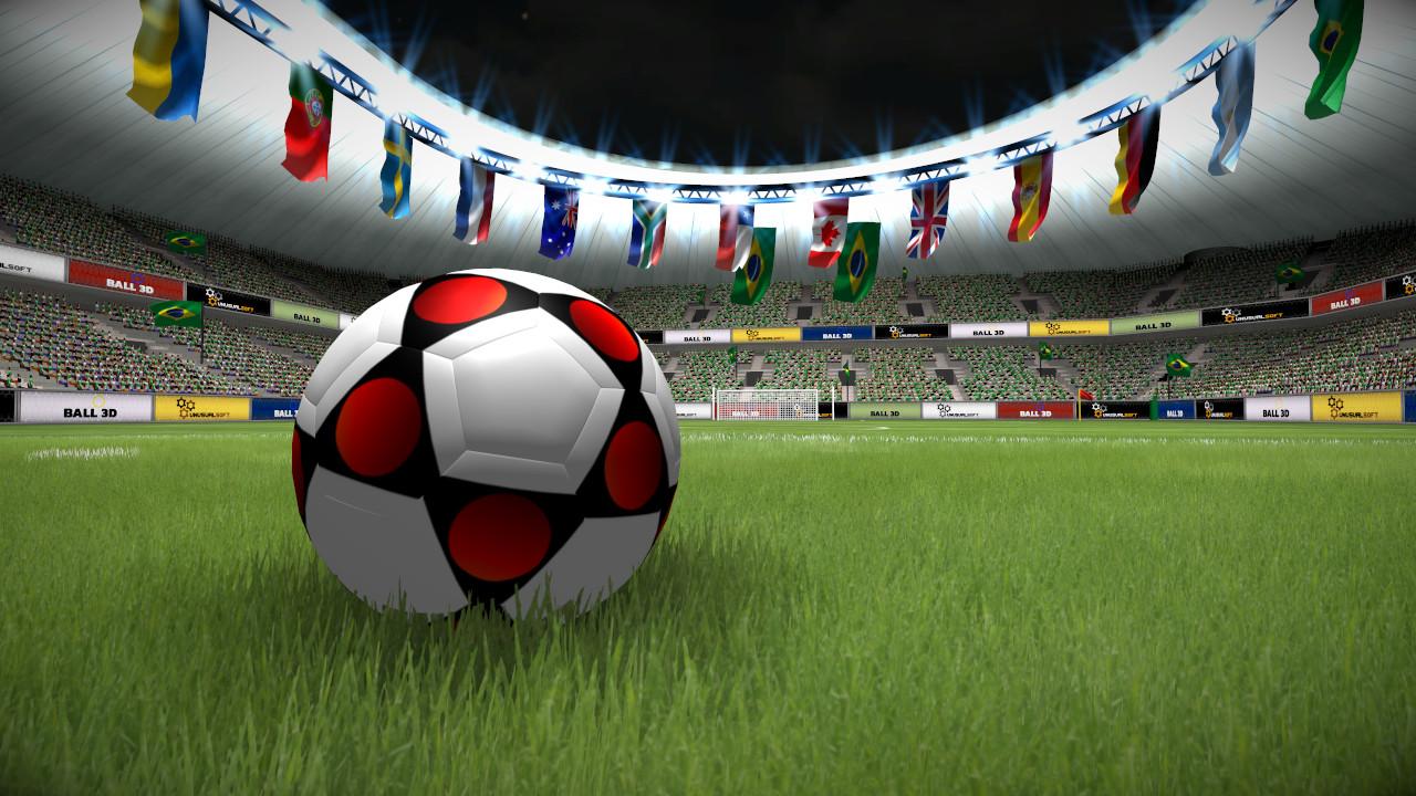 Ball 3D: Soccer Online screenshot
