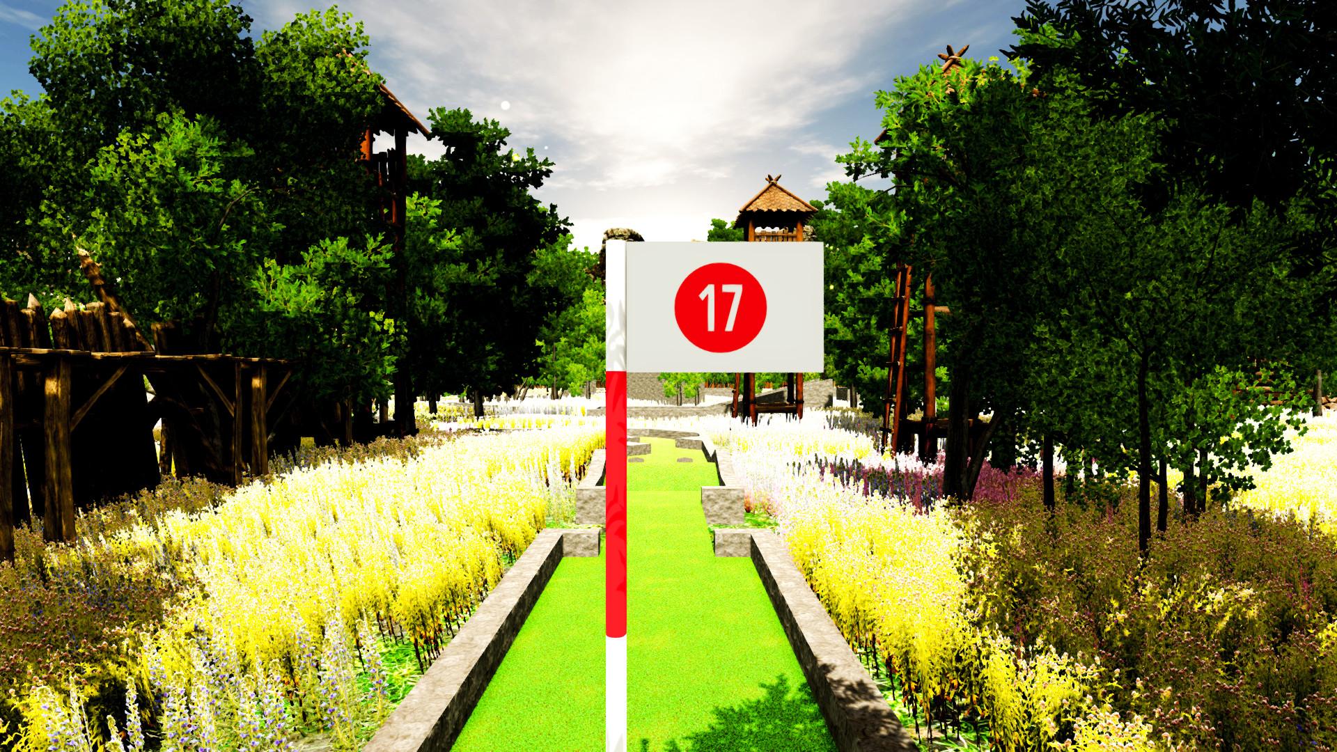Mini Golf Arena screenshot