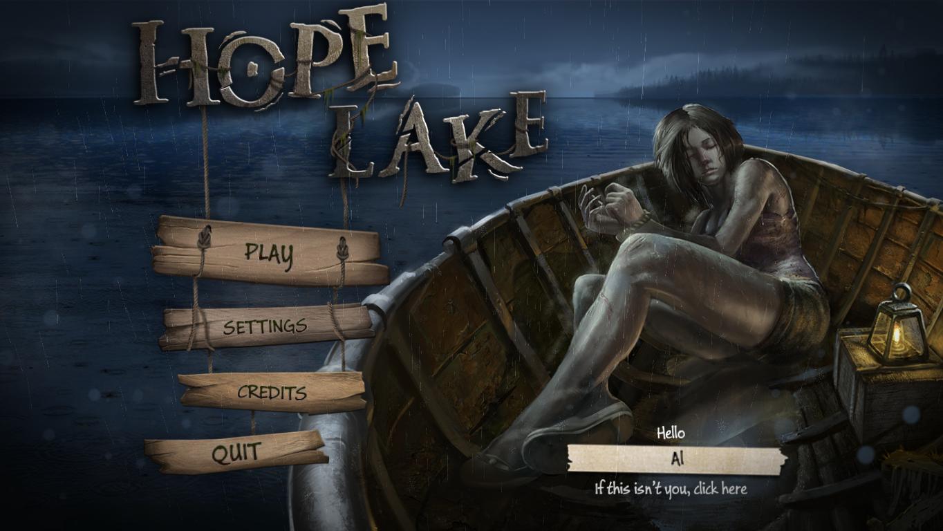 Hope Lake screenshot