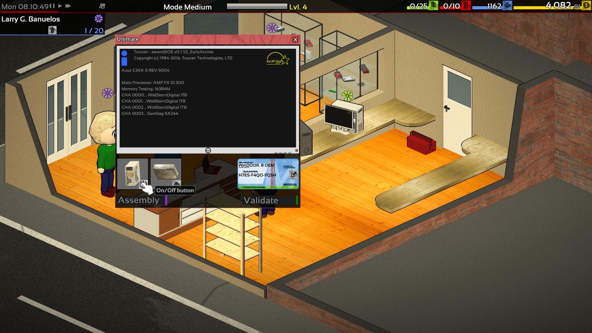 Hardware Engineers screenshot