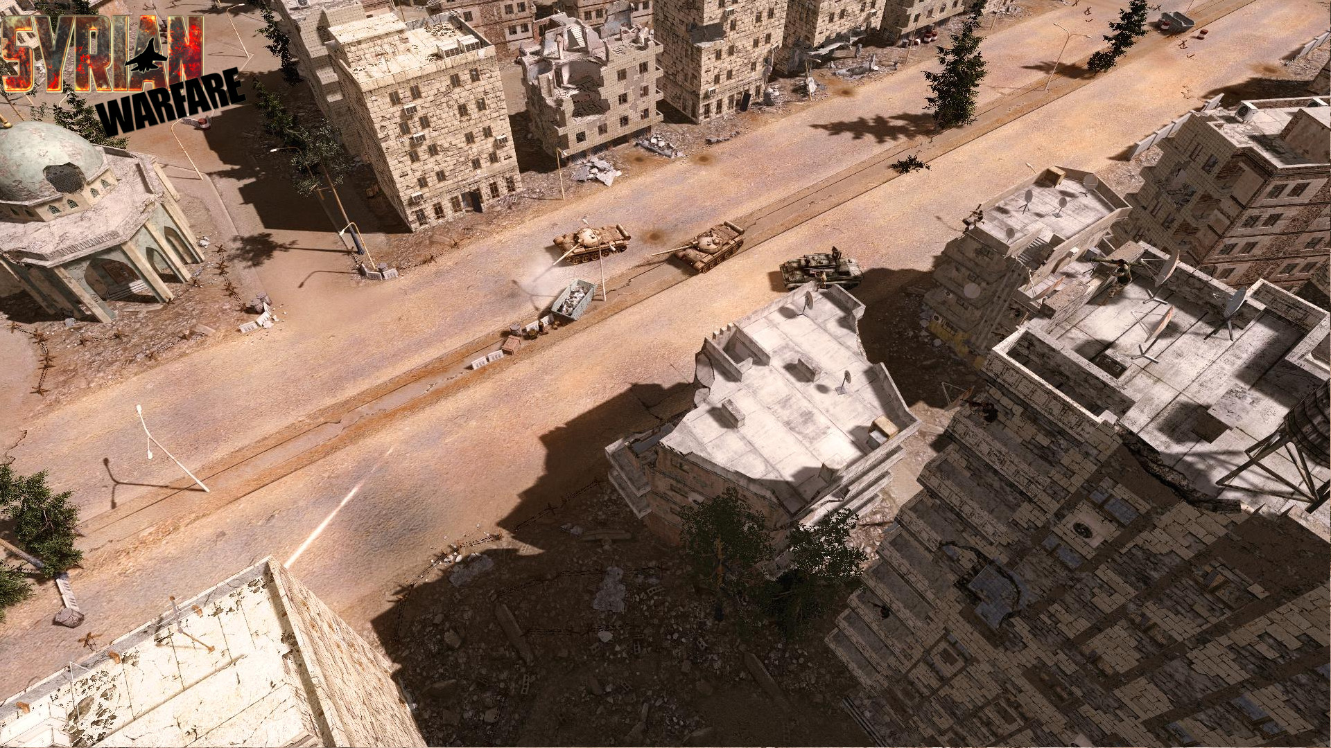 Syrian Warfare screenshot
