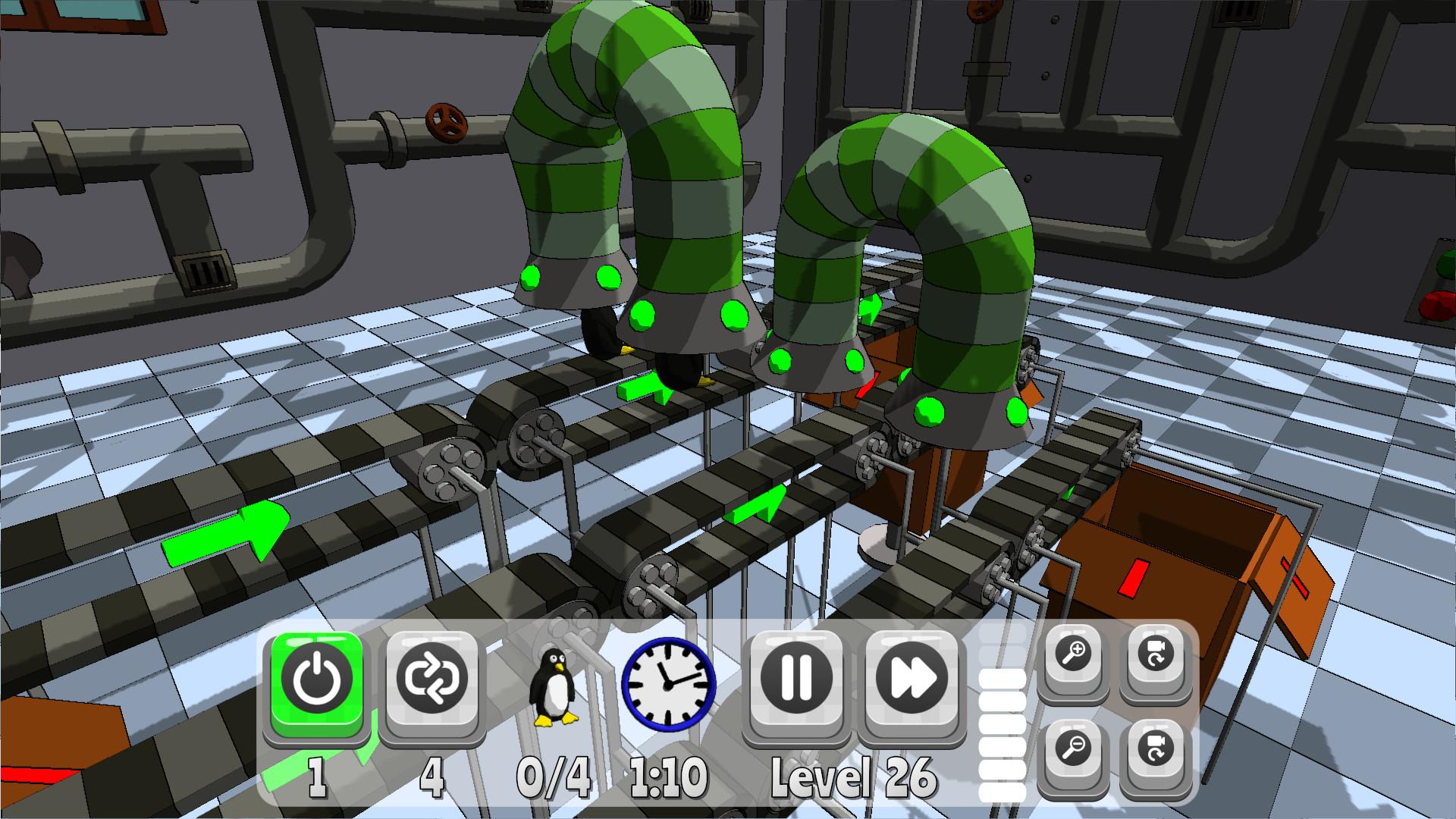 The Penguin Factory screenshot