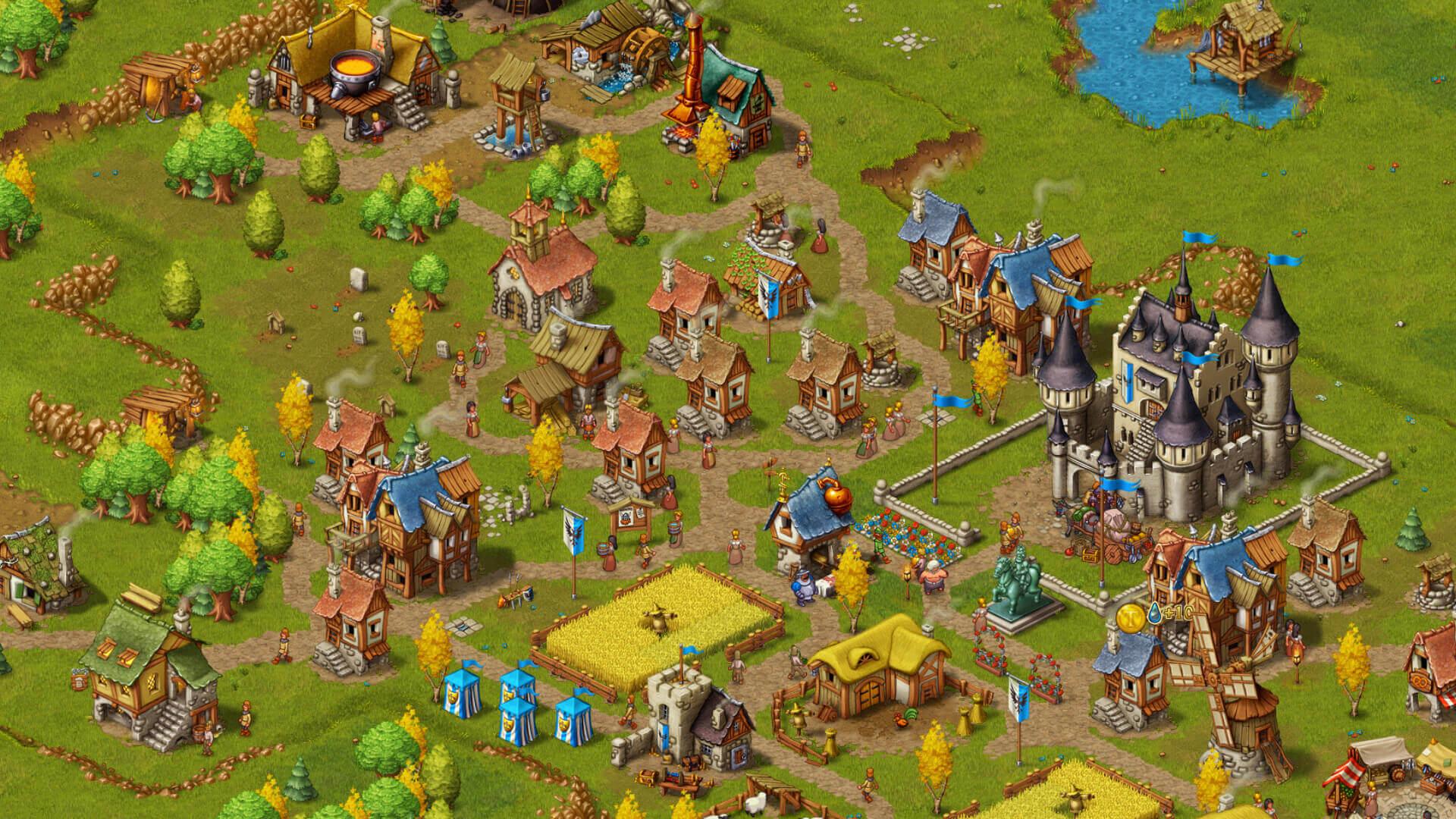 Townsmen (2016) PC | Лицензия