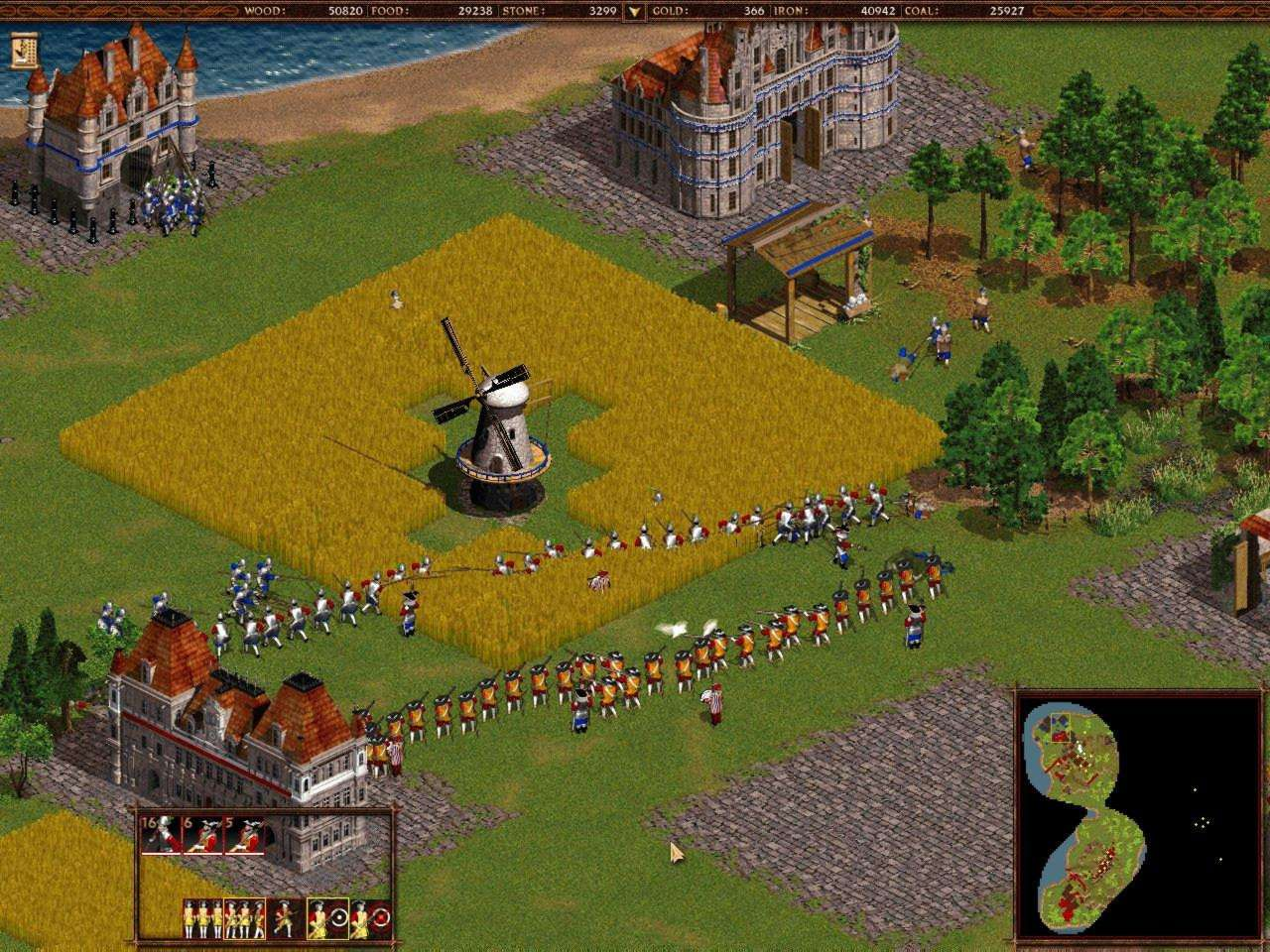 Cossacks: Art of War screenshot