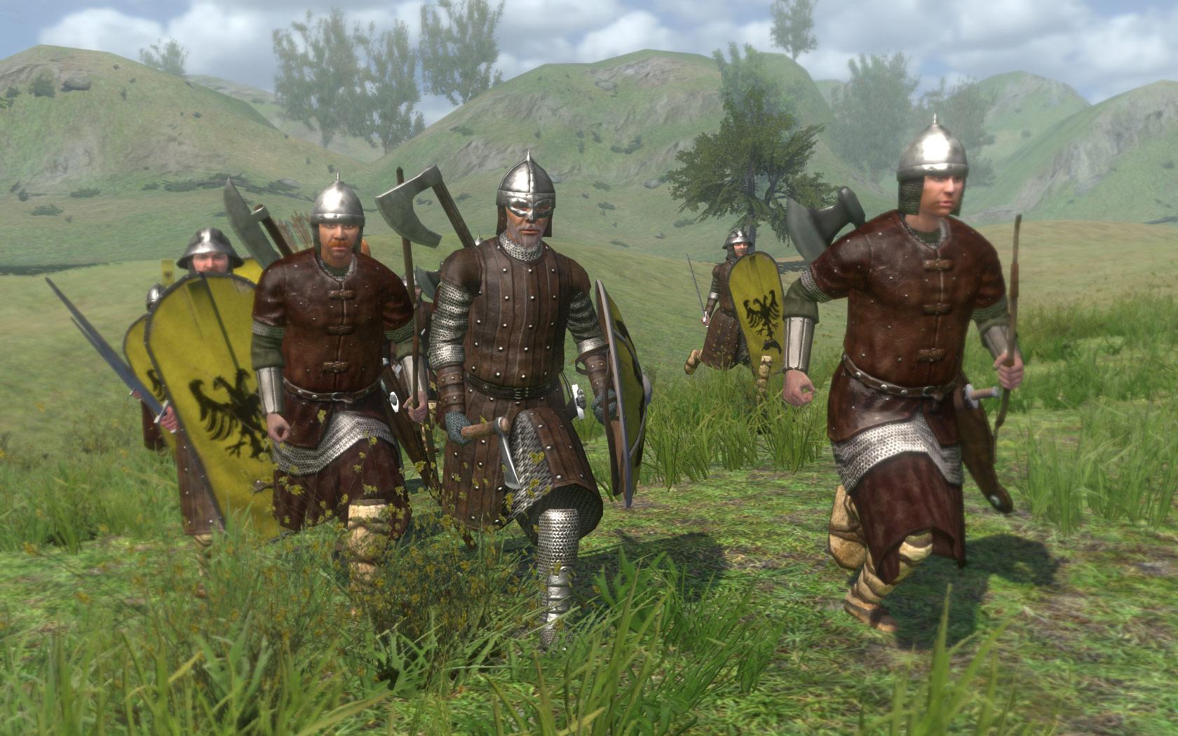 Mount & Blade: Warband screenshot