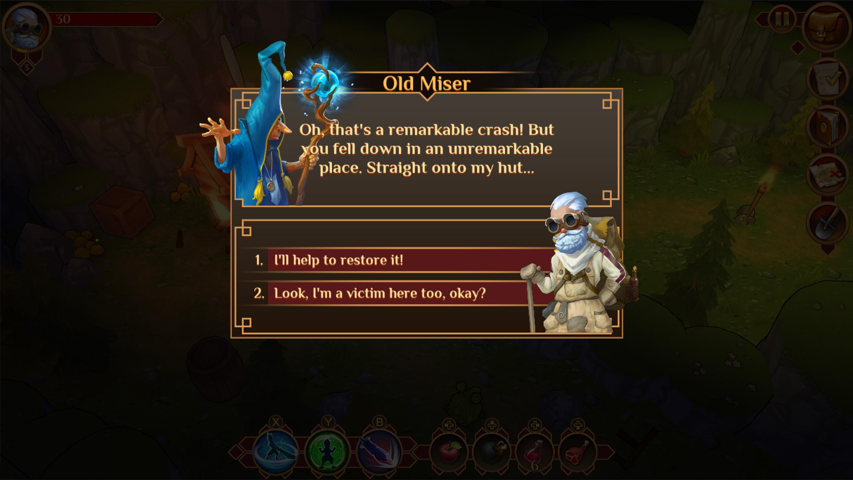 Quest Hunter screenshot