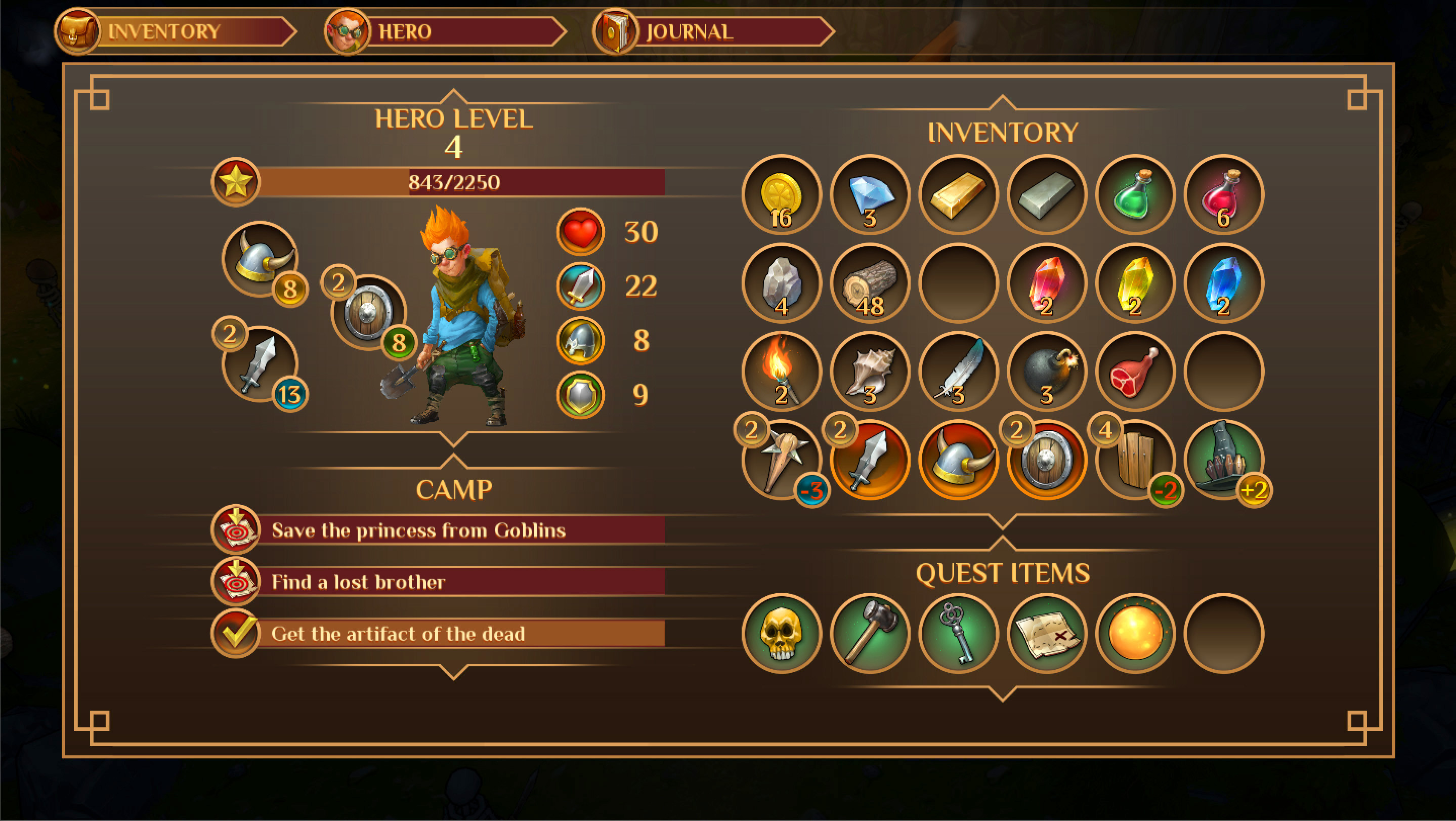 Quest Hunter screenshot