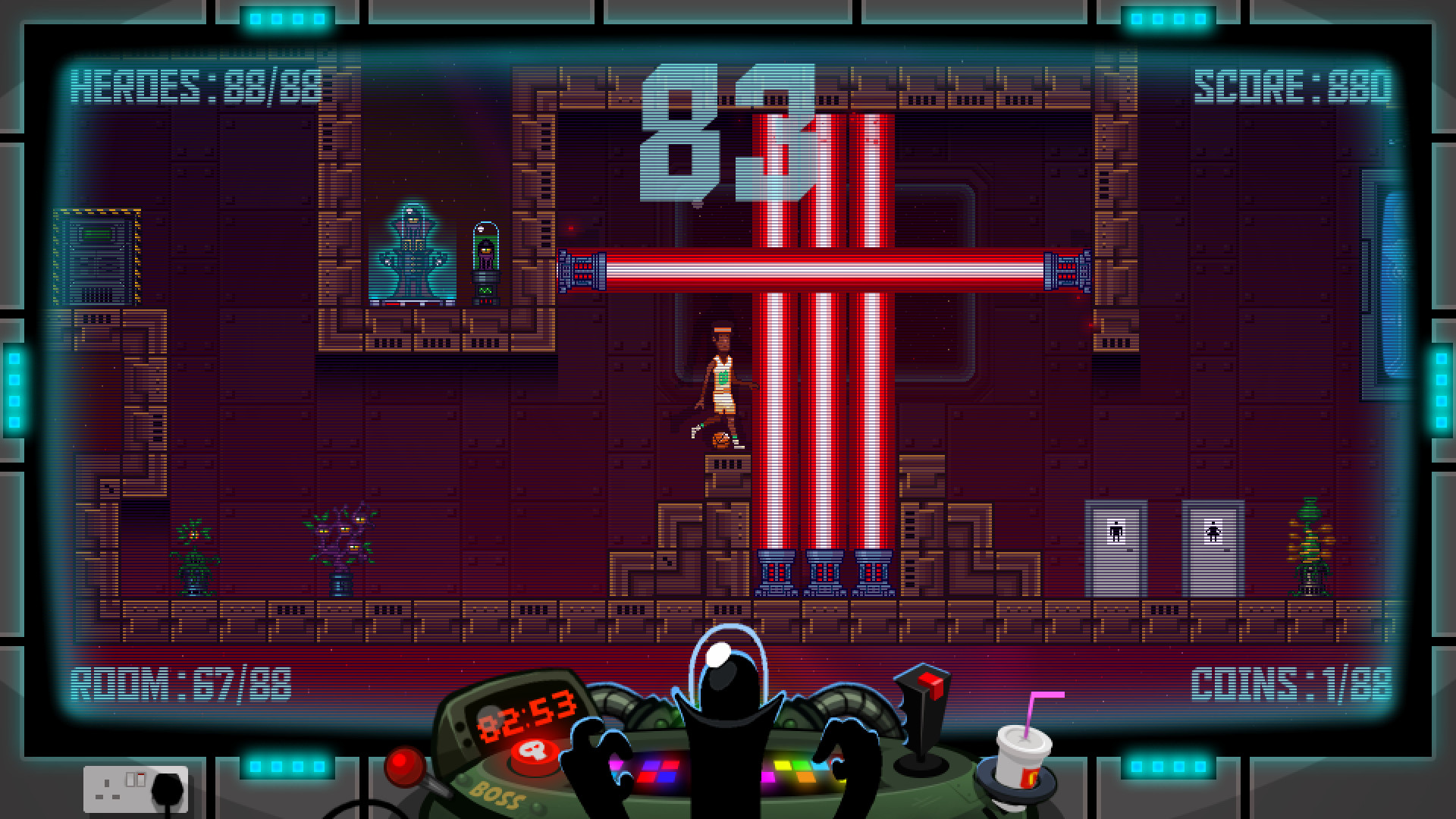 88 Heroes Screenshot 2