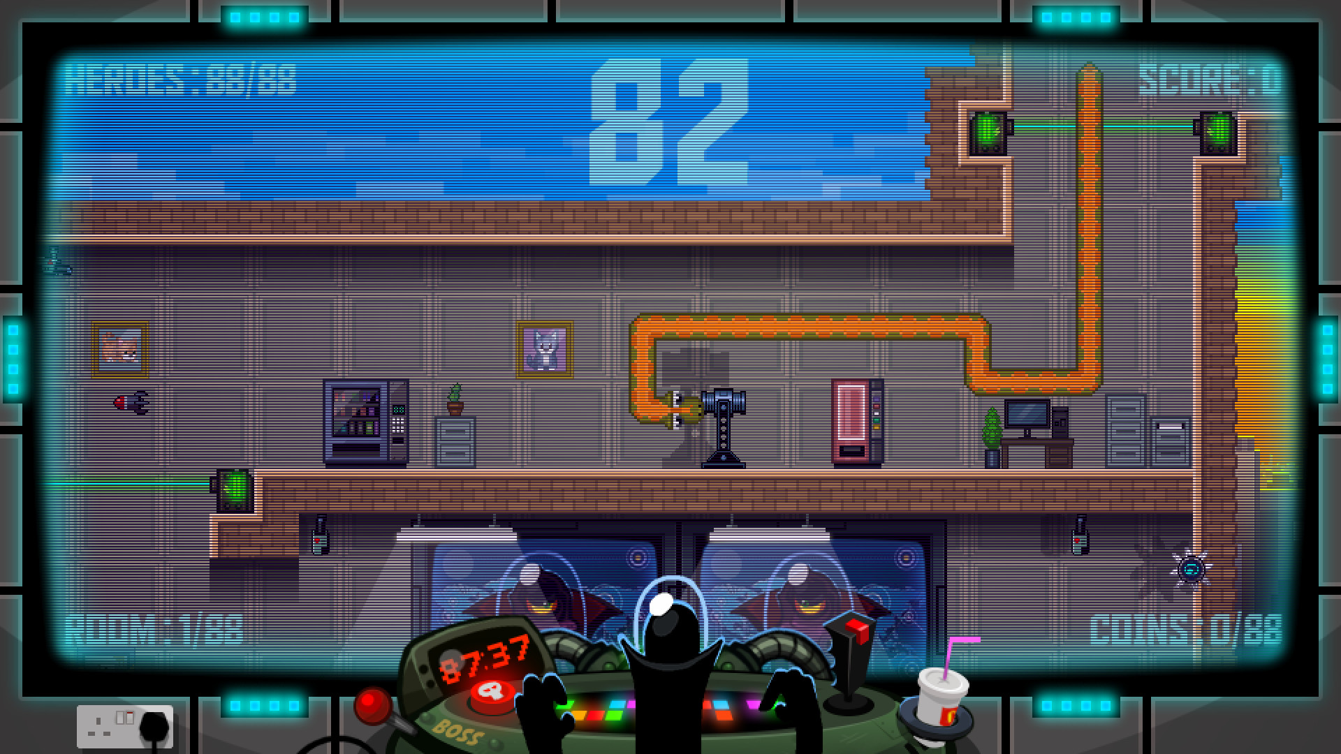 88 Heroes Screenshot 1