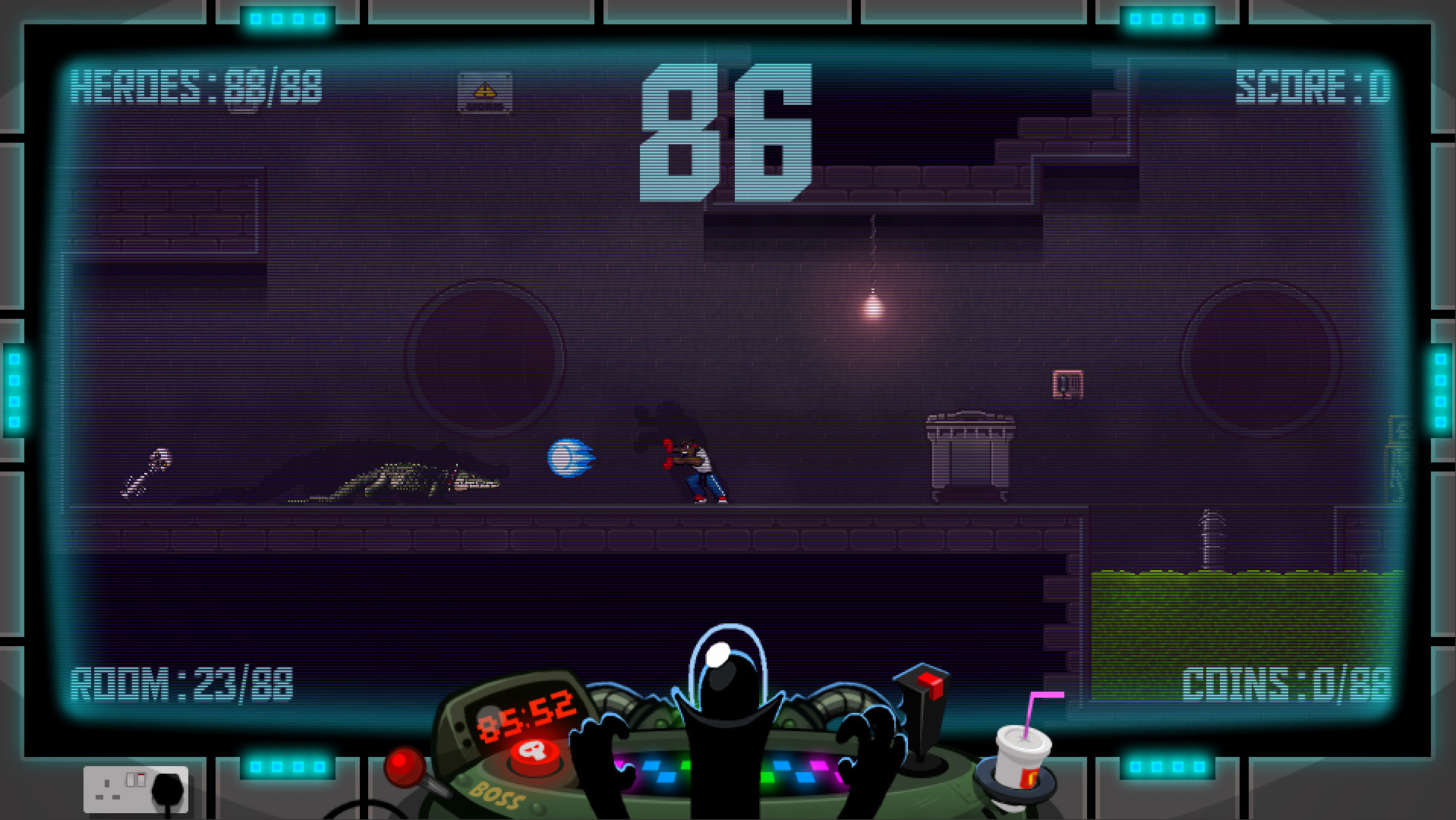 88 Heroes Screenshot 3