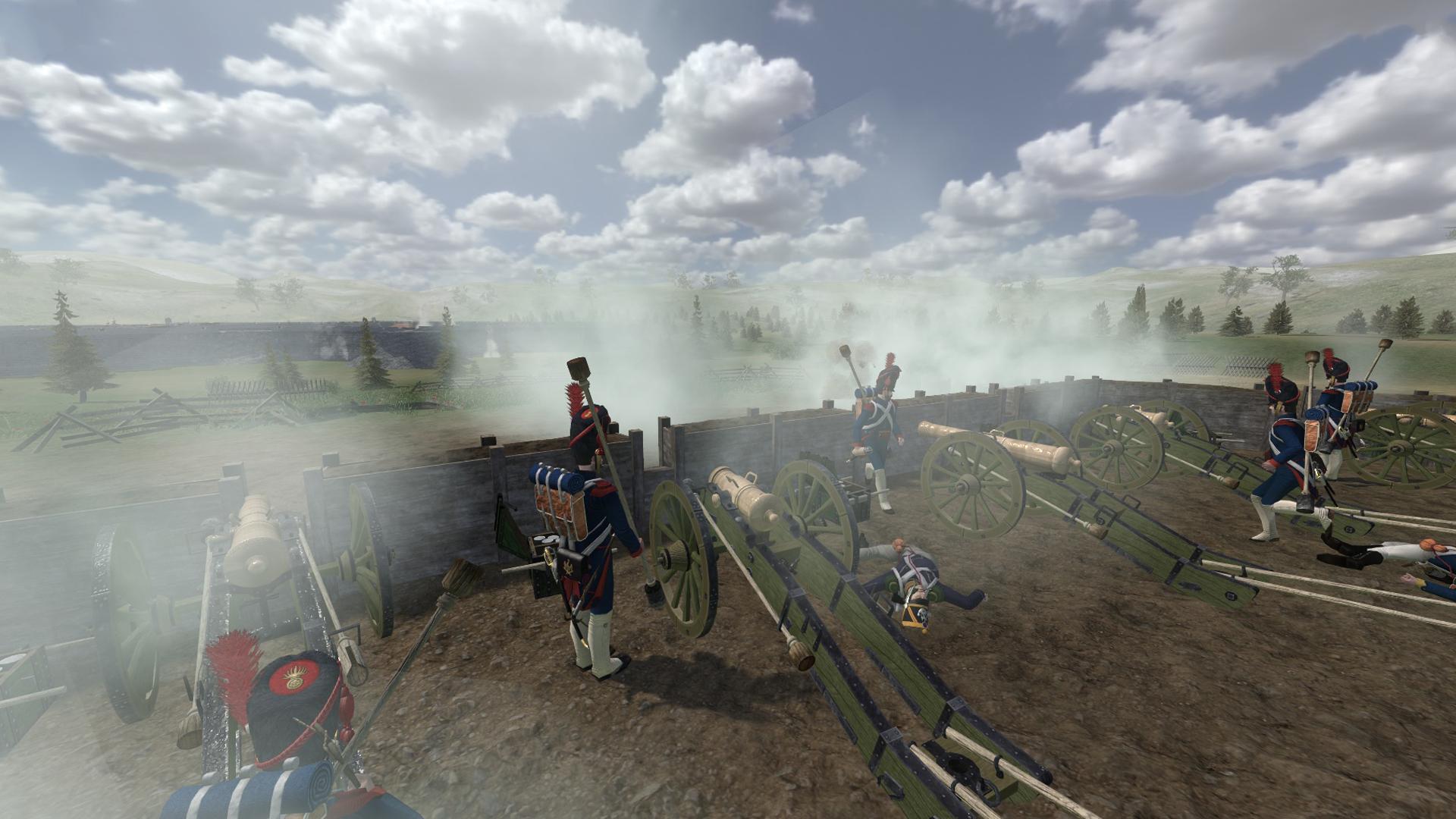 Mount & Blade: Warband - Napoleonic Wars screenshot