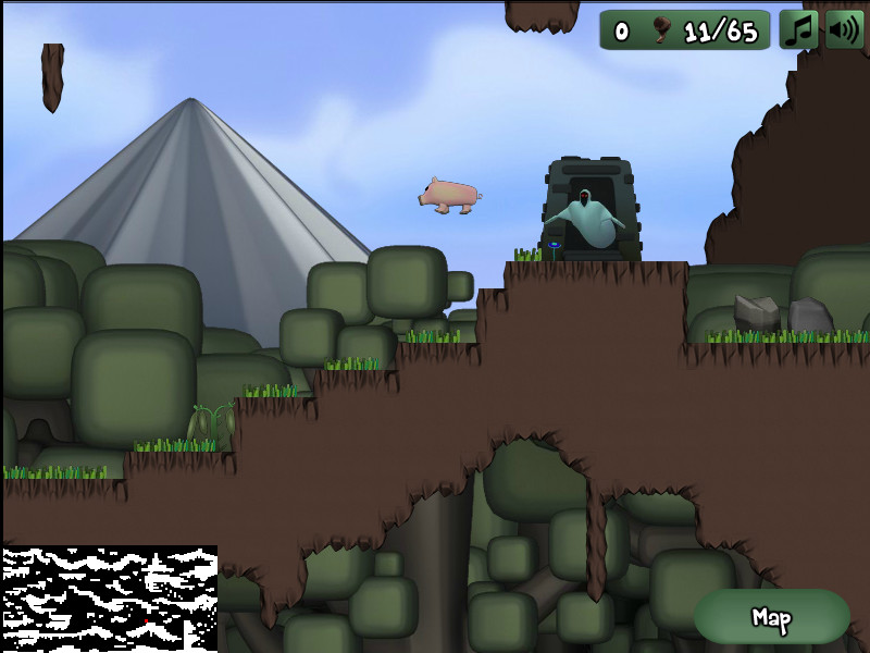 Conan the mighty pig screenshot
