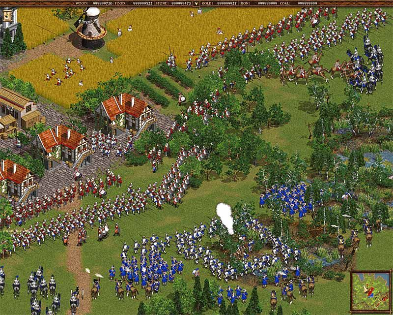 Cossacks: European Wars screenshot