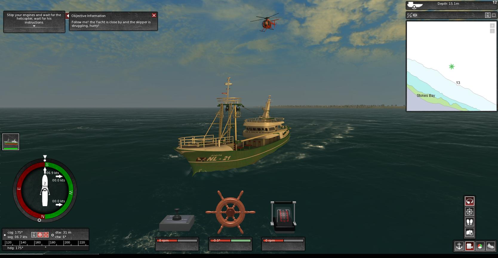 Ship Simulator Extremes: Sigita Pack screenshot