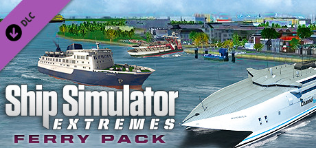 Ship Simulator Extremes: Ferry Pack