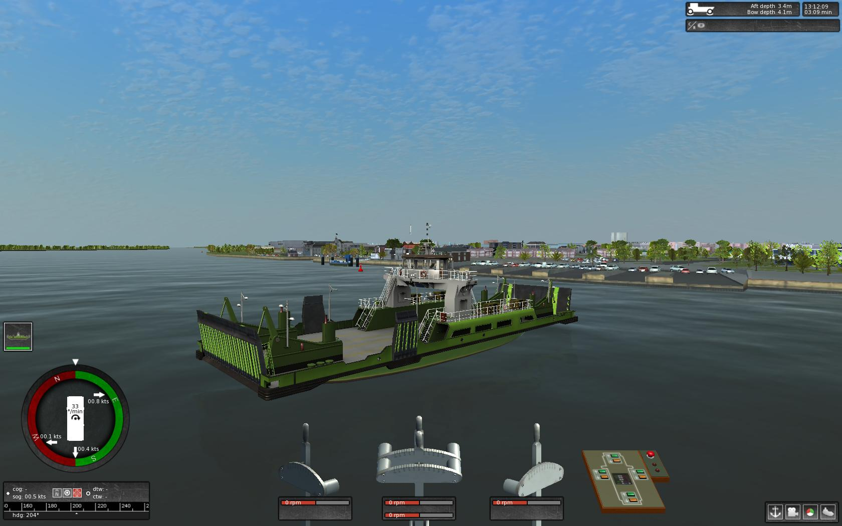 Ship Simulator Extremes: Ferry Pack screenshot